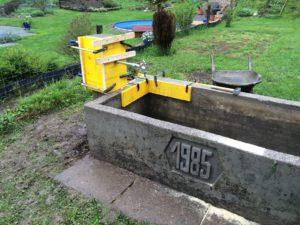 Brunnensanierung I