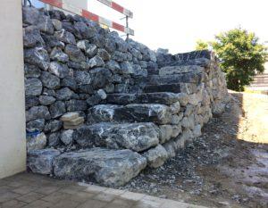 Stützmauer Wetzikon II