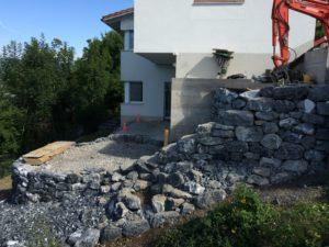 Stützmauer Wetzikon III