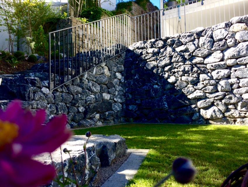 Stützmauer Wetzikon VI