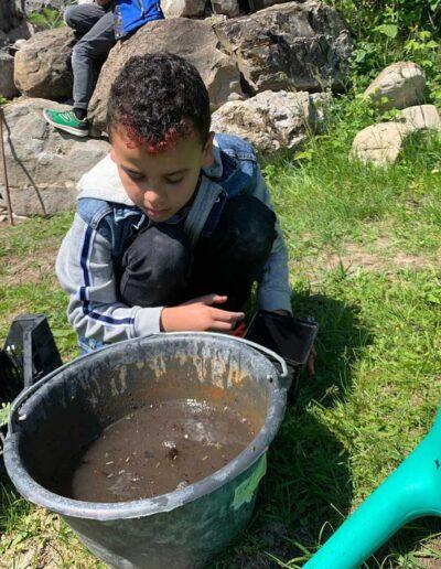 Nachhaltigkeit im Gartenbau - Zukunft für die Kinder